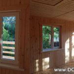 Проект дачного дома 4 на 6