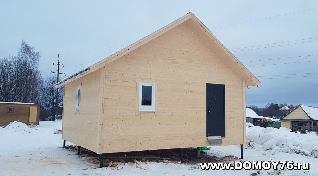 фото 3 проекта дачный дом 6x6