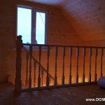 Дачный дом 6x8, портфолио фото 9