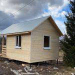Проект Дачник №1 4х4 м. Рыбинск10