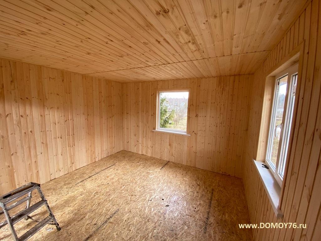 Проект Дачник №1 4х4 м. Рыбинск6