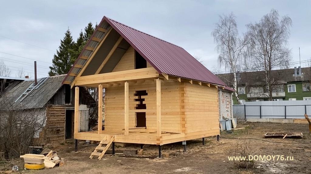 проект дома виктория от строительной компании ДоМой 4
