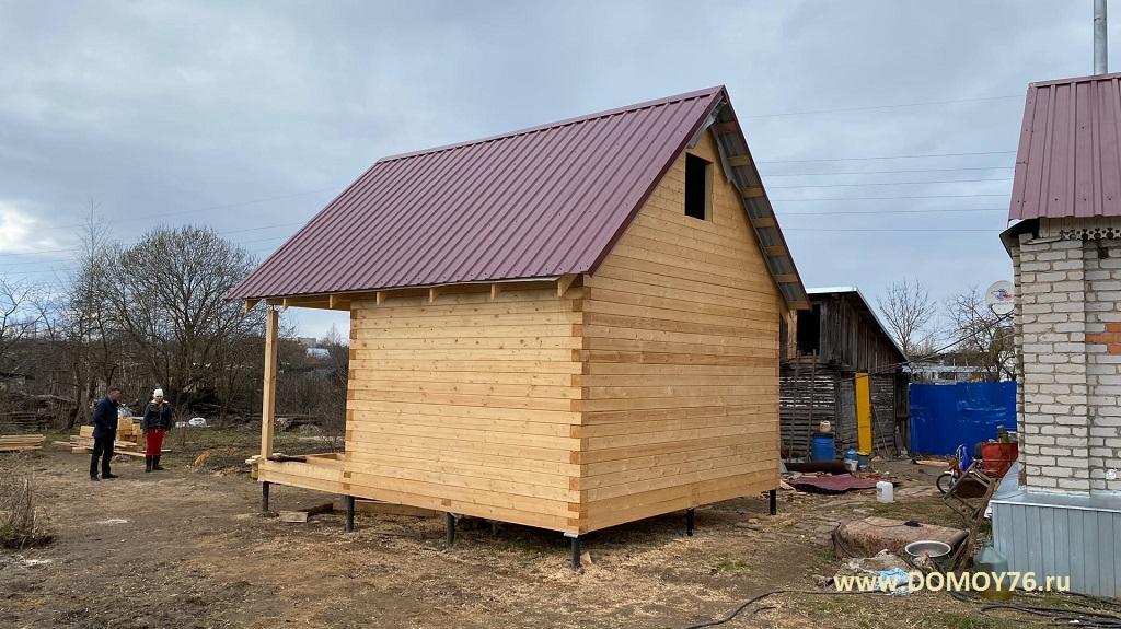 проект дома виктория от строительной компании ДоМой 5