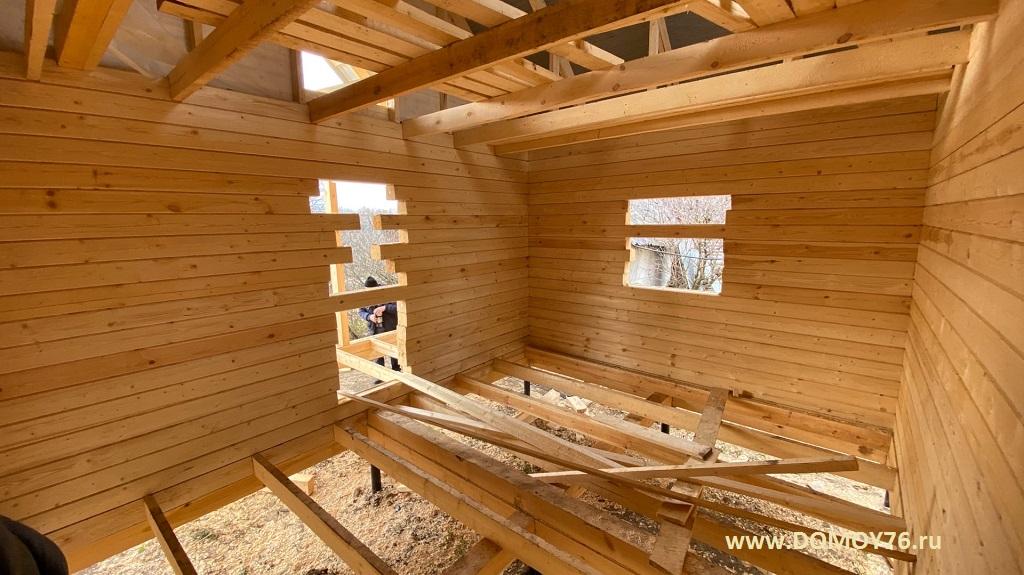 проект дома виктория от строительной компании ДоМой 7