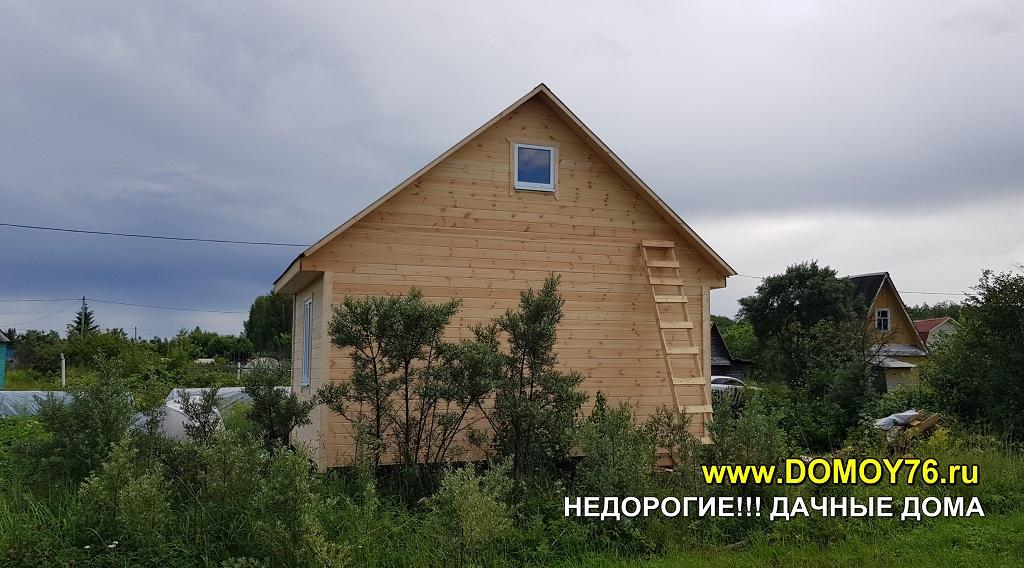 Дачный дом 4X5.5 портфолио фото 7