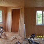 Дачный дом 4X5.5 портфолио фото 8