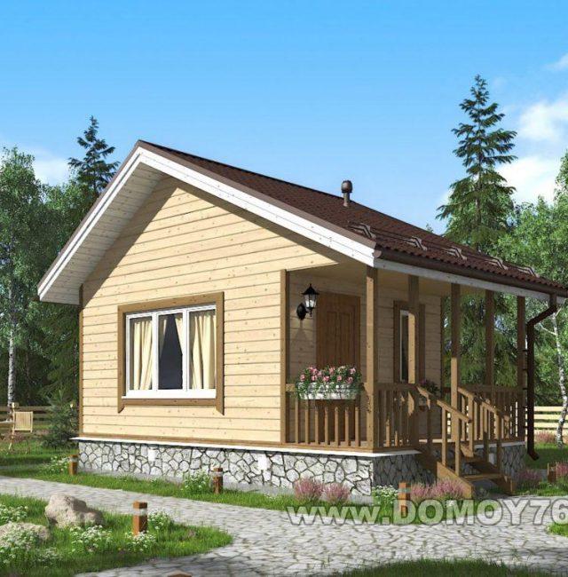 Проект дома Амур