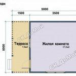 План проекта дома Амур