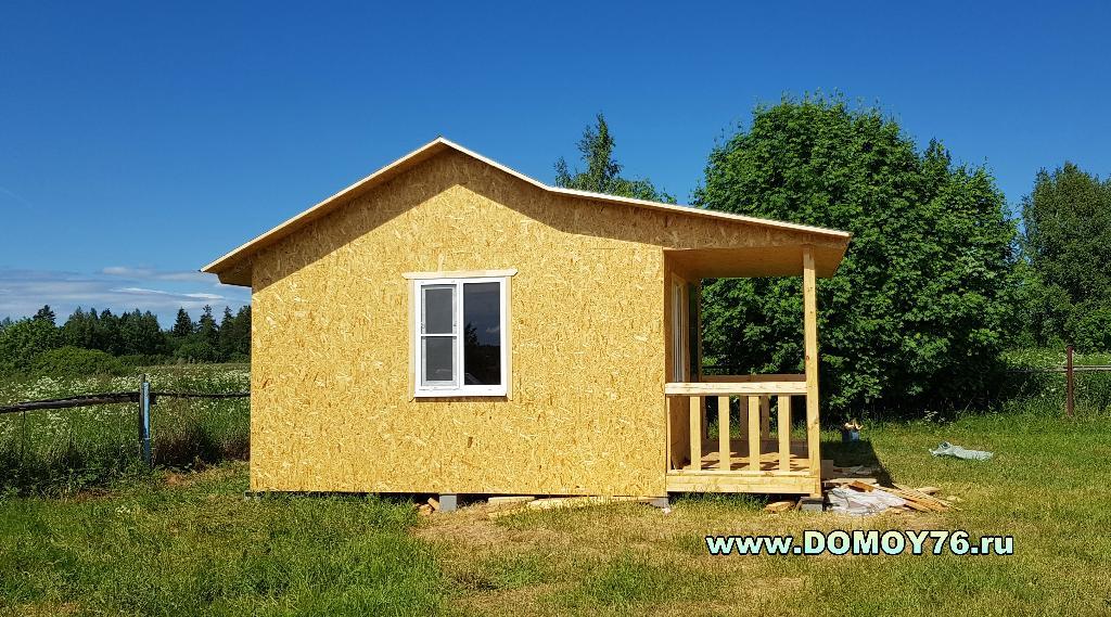 Фото проекта Дачник строительной компании Домой