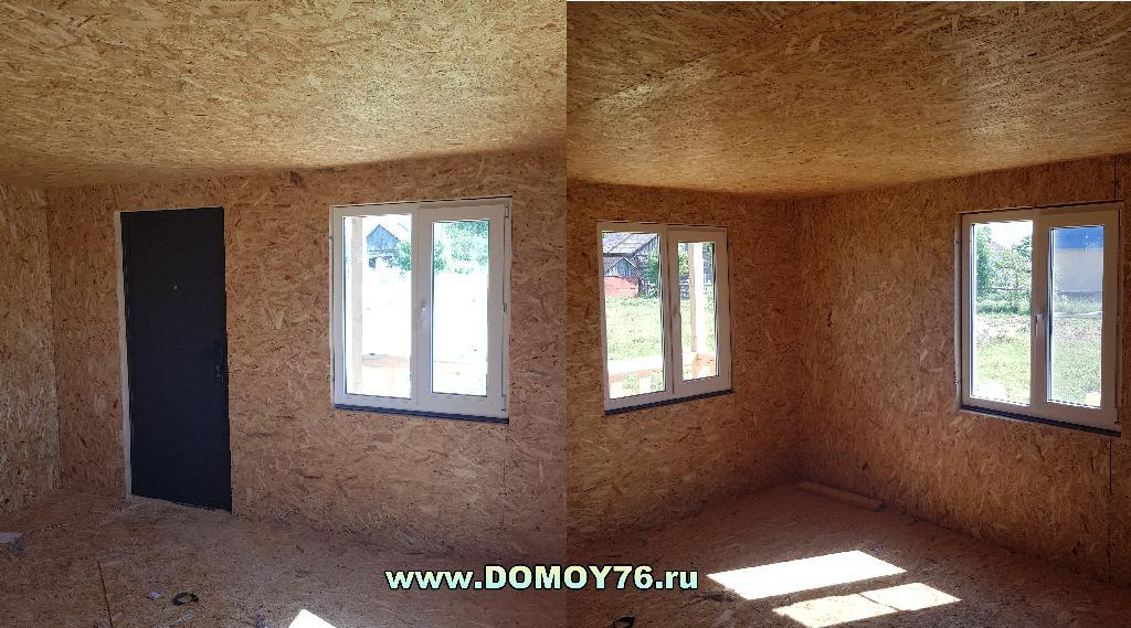 Фото 2 проекта Дачник строительной компании Домой