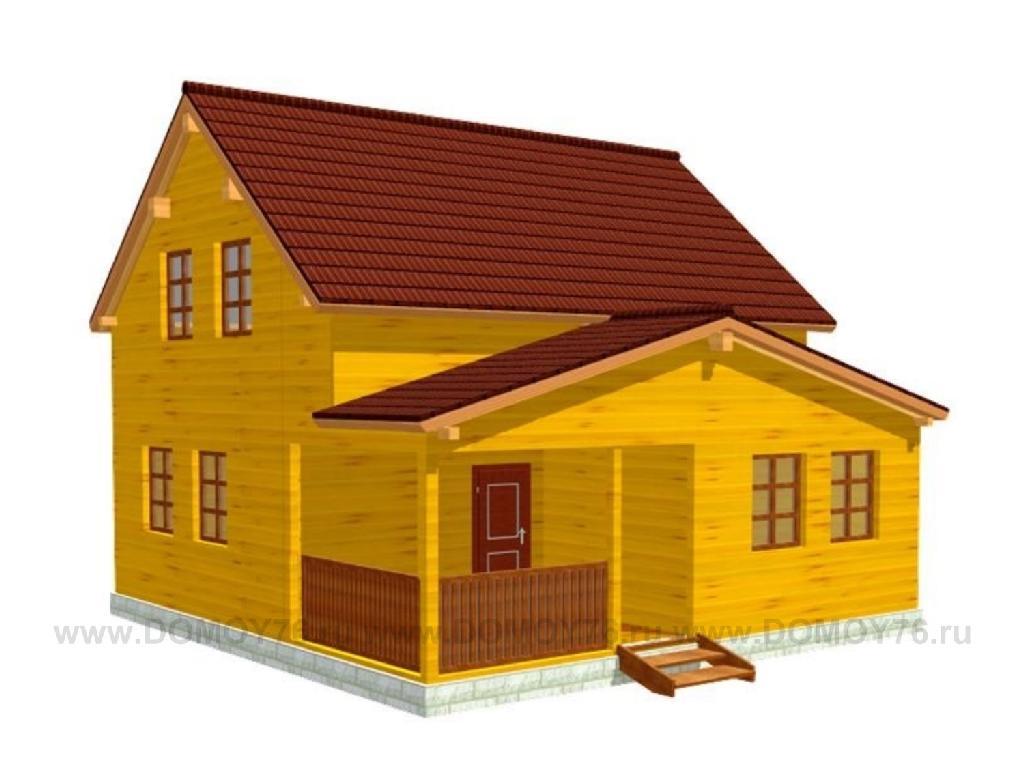 Глебовский проект дома