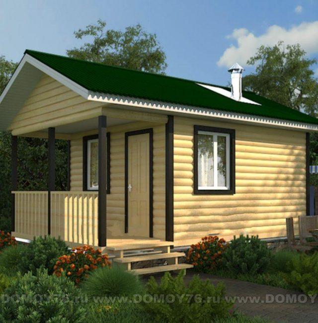 Проект дома Мечта