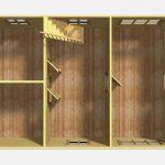 План первого этажа проекта Мираж
