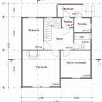 Проект невада план первого этажа
