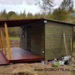 фото-2 проекта садового дома 3