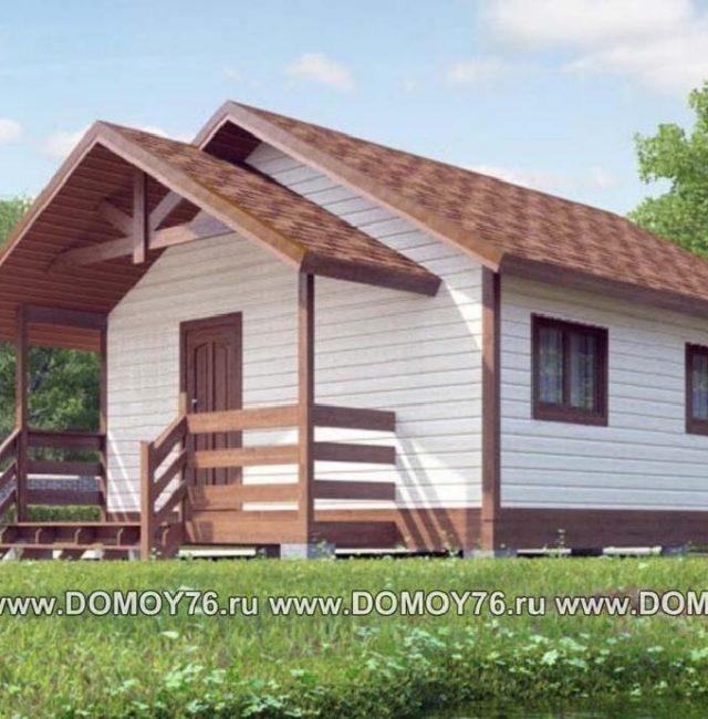 Проект дома Рябинушка