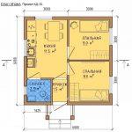 план проекта рябинушка от строительной компании ДоМой