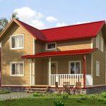Проект Виола строительная компания Домой
