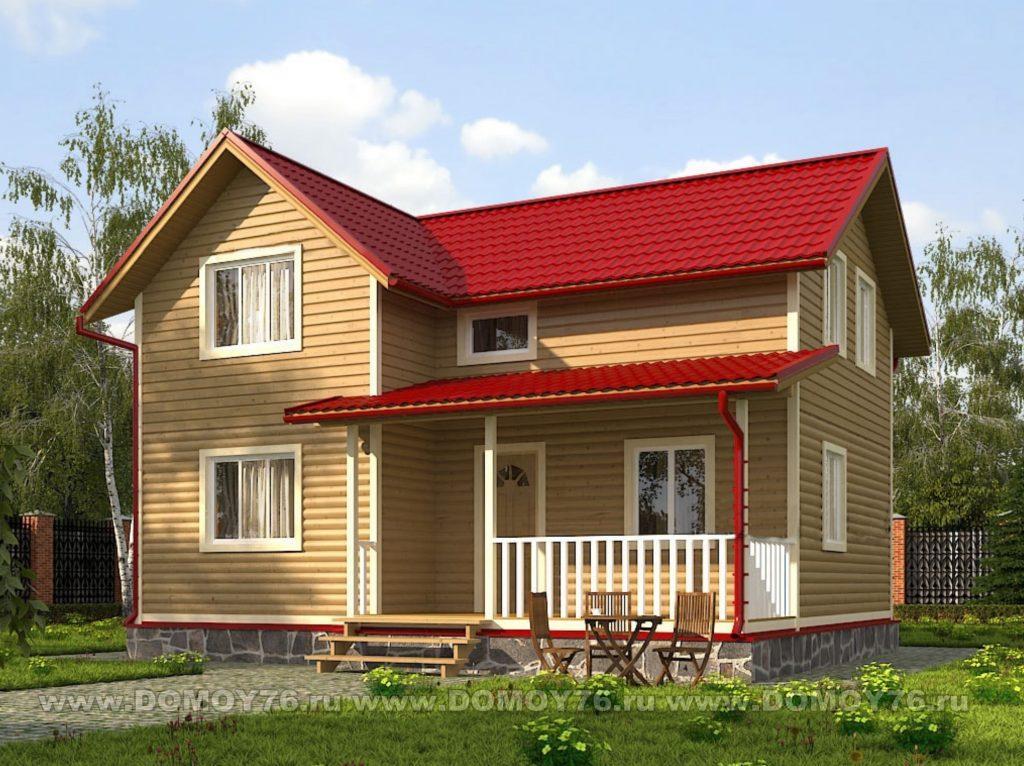 Проект дома Виола