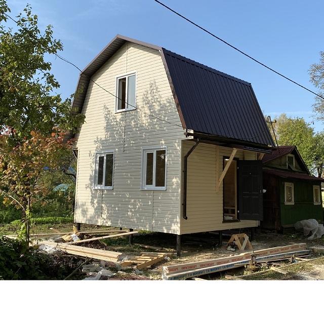 Дом «Спутник»