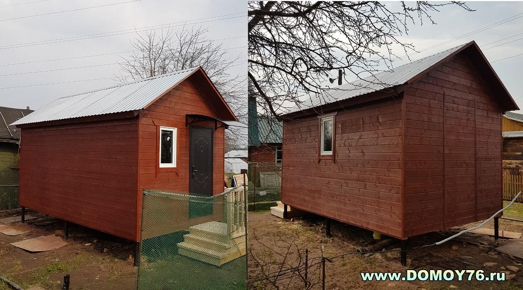 Дача 3х6 м. Рыбинск фото 4