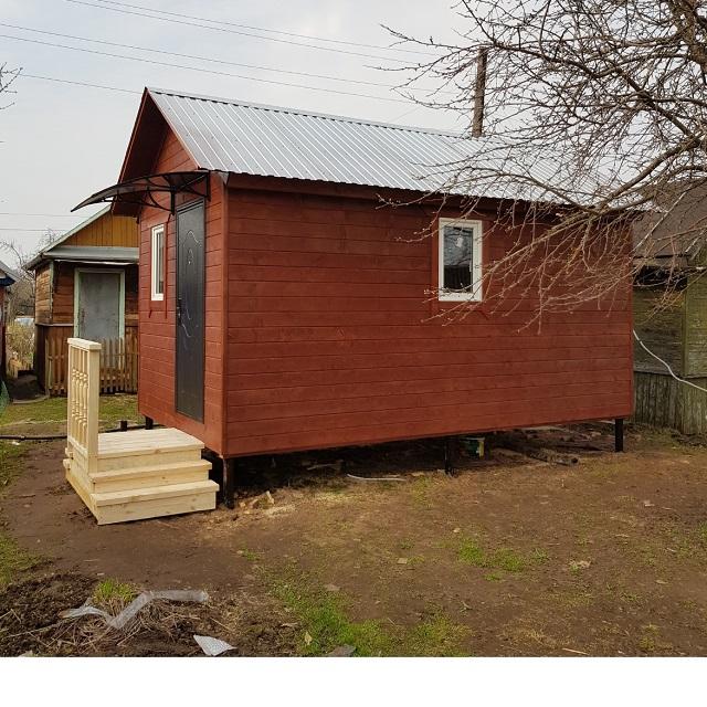 Дача 3х6 м. Рыбинск фото 8