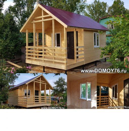 Дачный дом «Дачник».