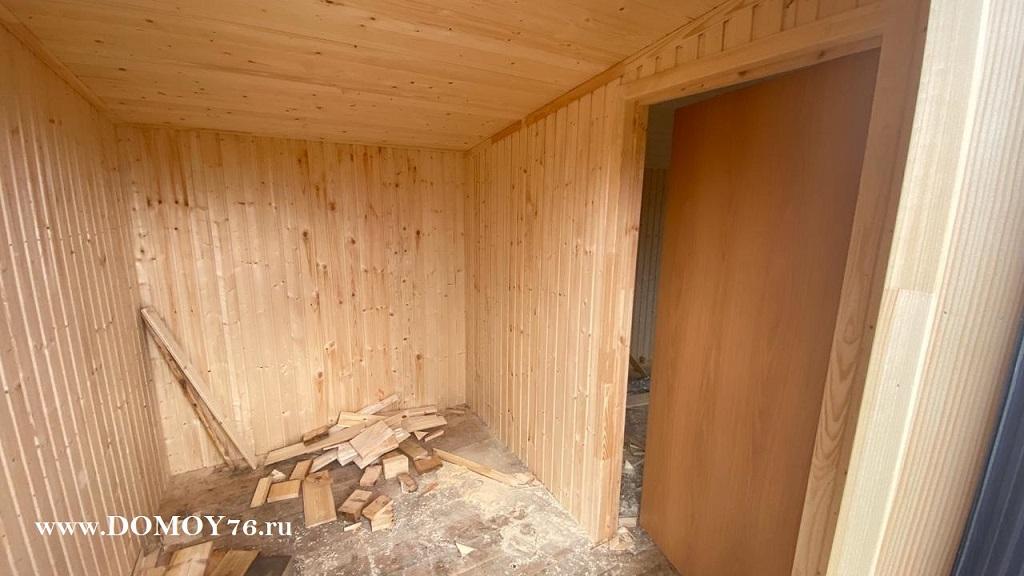Хоз. постройка 3 на 6 Рыбинск фото 4
