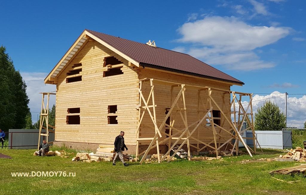 Дом из бруса Рыбинск фото 7