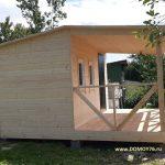 Дом с пристройкой фото 1