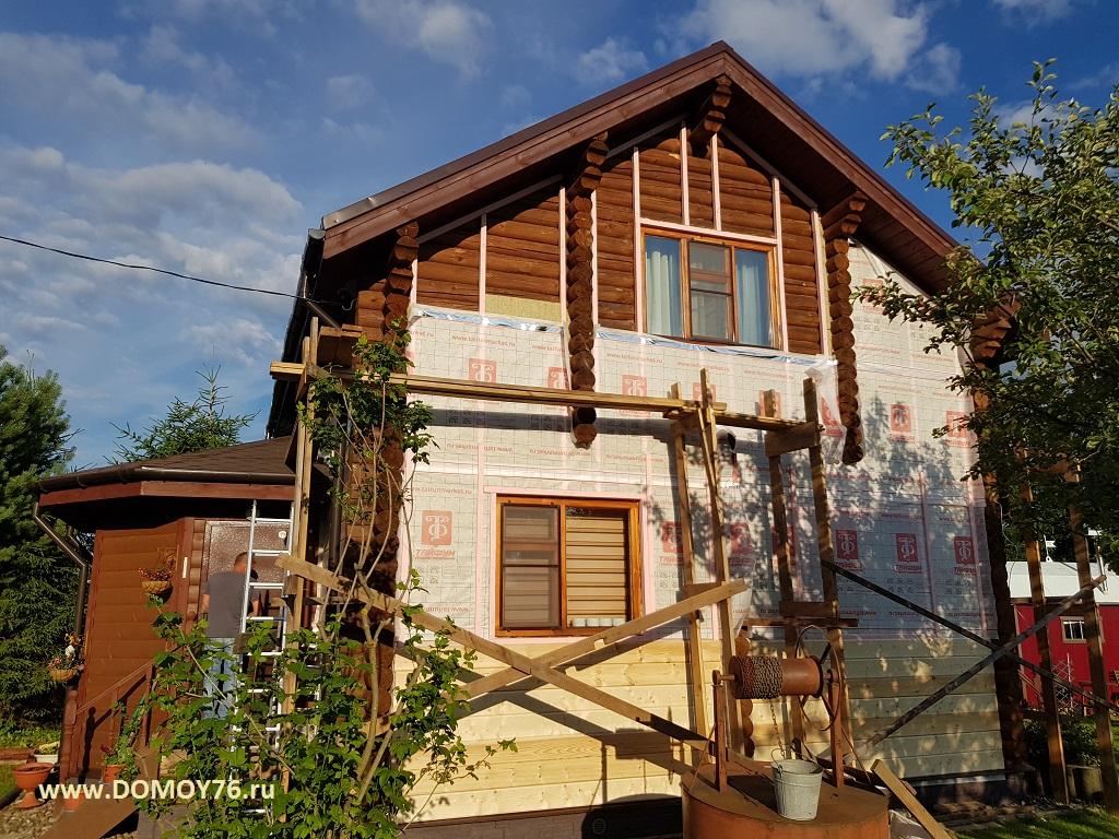 Отделка дома Домой 76 фото 3