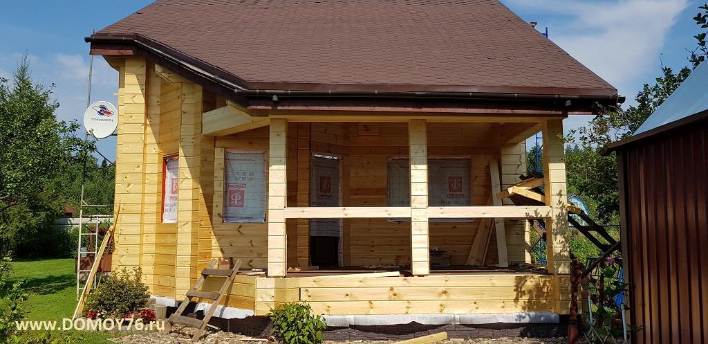 Отделка дома Домой 76 фото 6