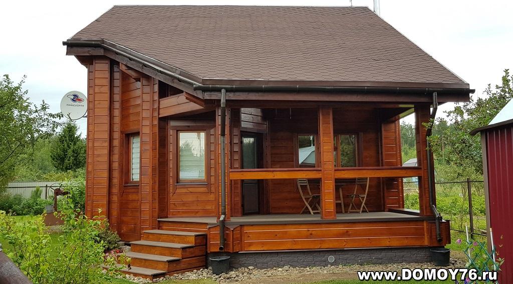 Отделка дома Домой 76 фото 7