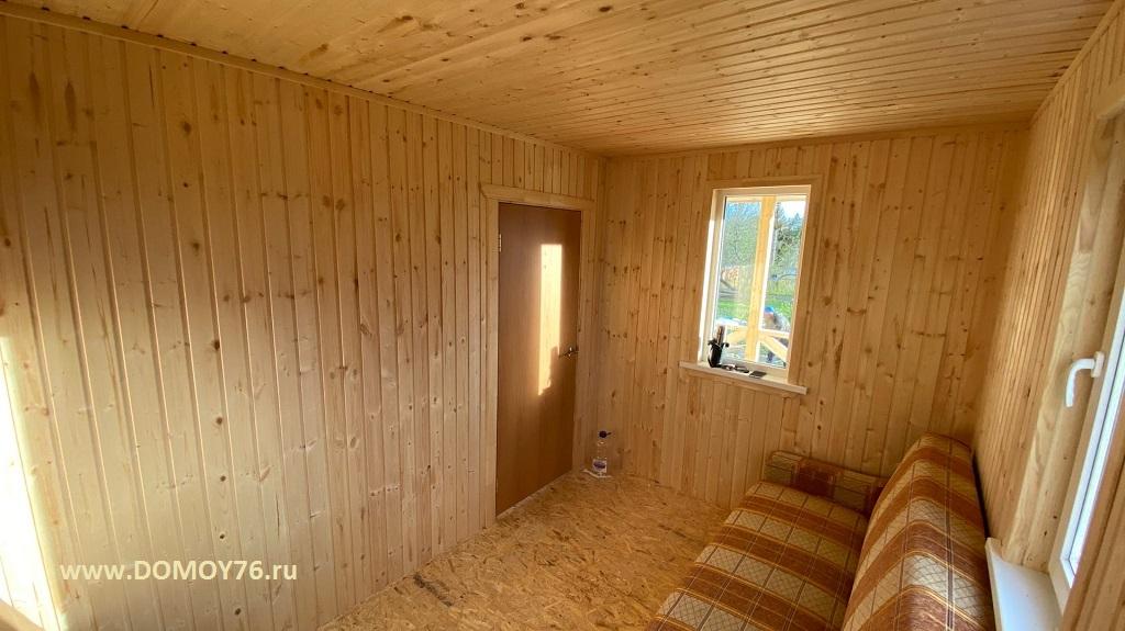 Проект дома Амур от компании DOMOY76 - 11