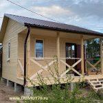 Проект дома Амур от компании DOMOY76 - 4