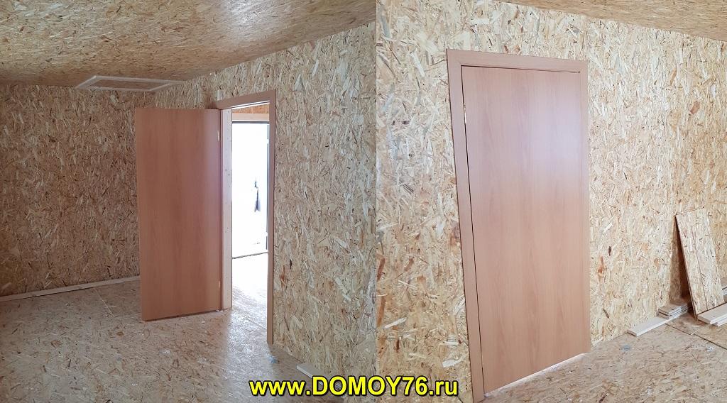 дом 6х8 от компании ДоМой 76 - 5