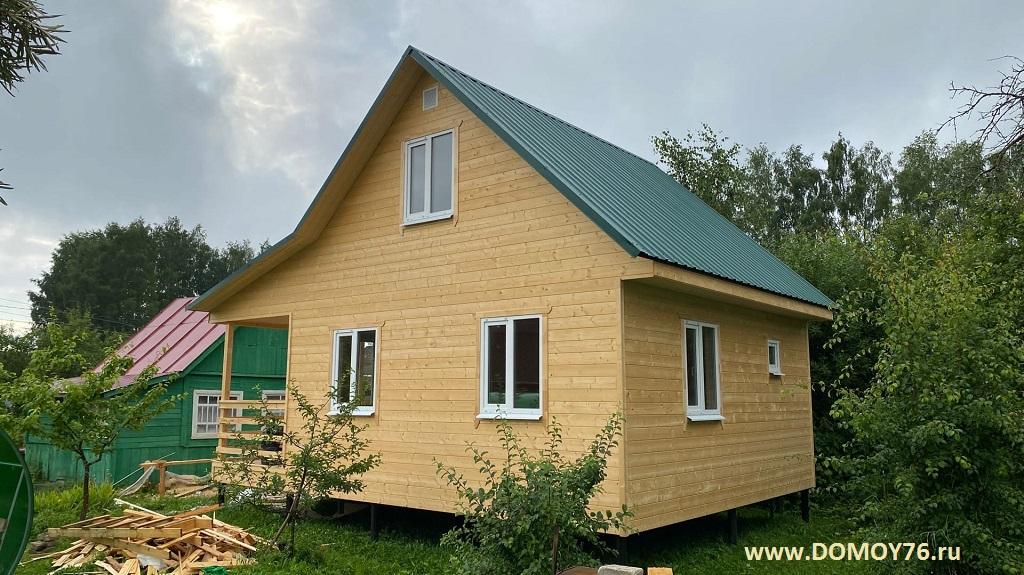 Проект Онега, строительство дома Рыбинск фото 23