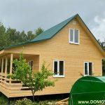 Проект Онега, строительство дома Рыбинск фото 14