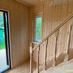 Проект Онега, строительство дома Рыбинск фото 13