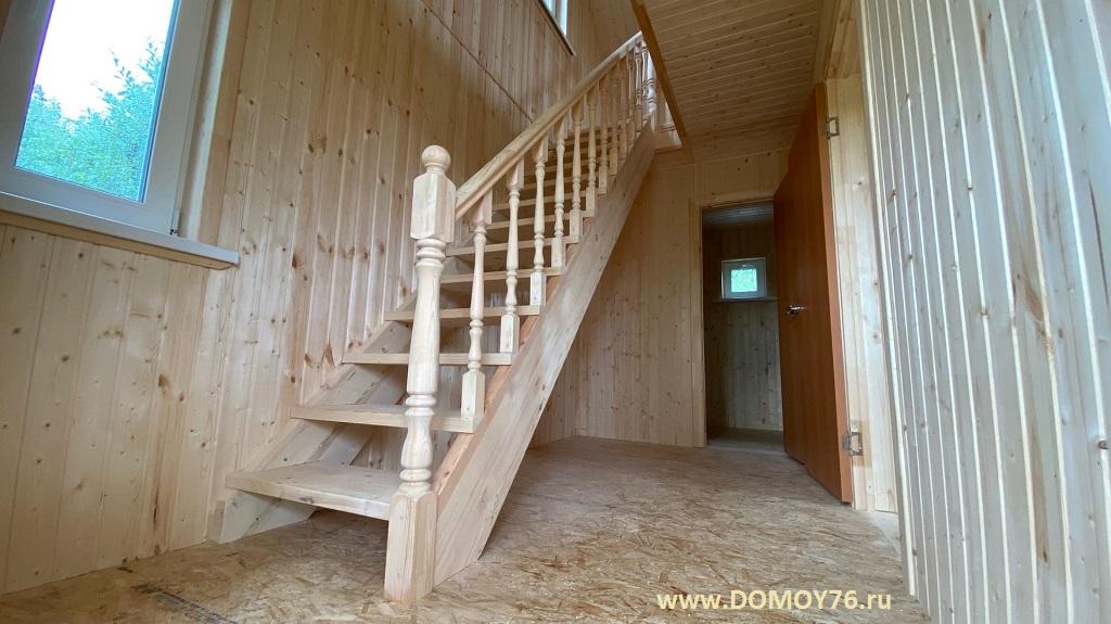 Проект Онега, строительство дома Рыбинск фото 10