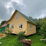 Проект Онега, строительство дома Рыбинск фото 3