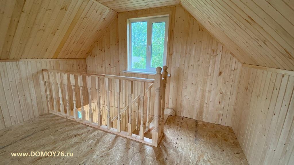 Проект Онега, строительство дома Рыбинск фото 2