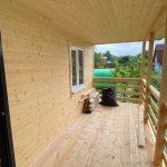 Проект Онега, строительство дома Рыбинск фото 1