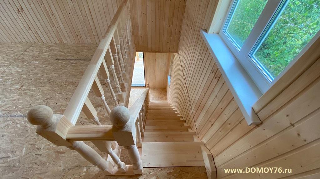 Проект Онега, строительство дома Рыбинск фото 20