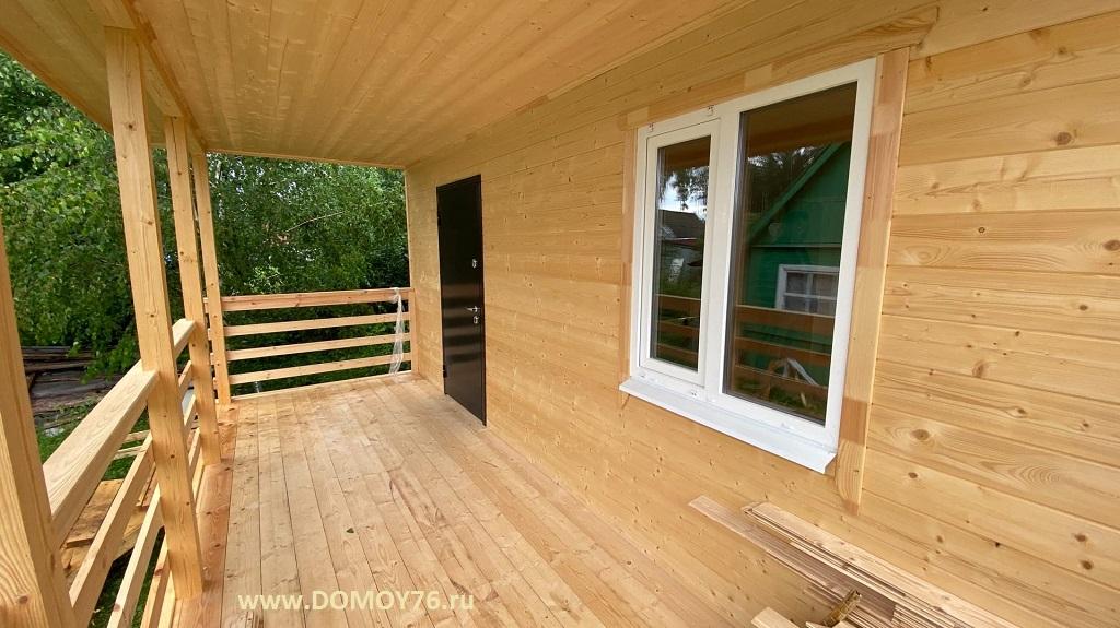 Проект Онега, строительство дома Рыбинск фото 19