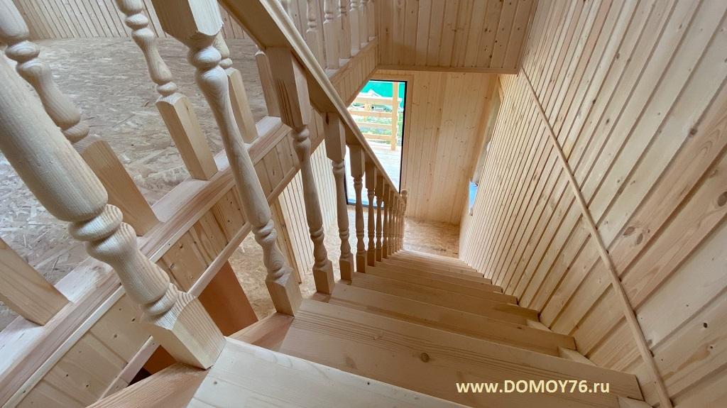 Проект Онега, строительство дома Рыбинск фото 18