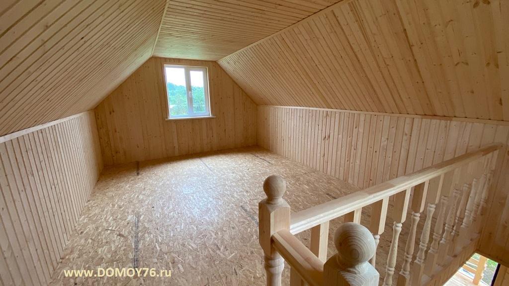 Проект Онега, строительство дома Рыбинск фото 15
