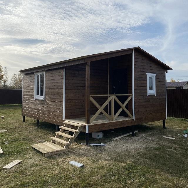 Садовый дом - Люкс - Рыбинск - лого - 0